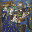 Limoges Workshop, Adoration of the Magi