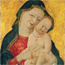 Master of the Winking Eyes, Madonna and Child